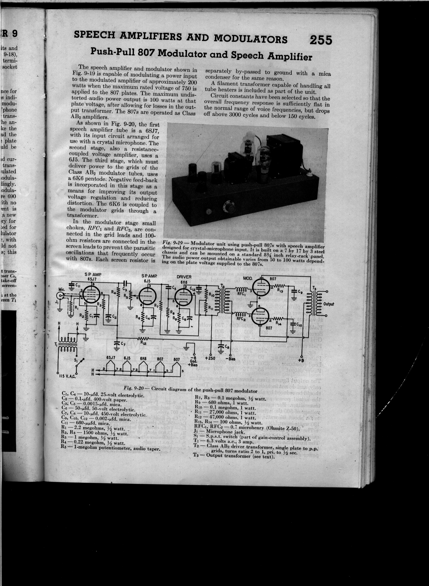 Higher Power Amps Using 807s Or 1625s Diyaudio The Original Williamson Hifi Amplifier Schematic As Published In Are Large But I Wanted To Get Detail Hope Some Of You Can Appreciate This And Writeup Put 2 Images On My Own Site For Now