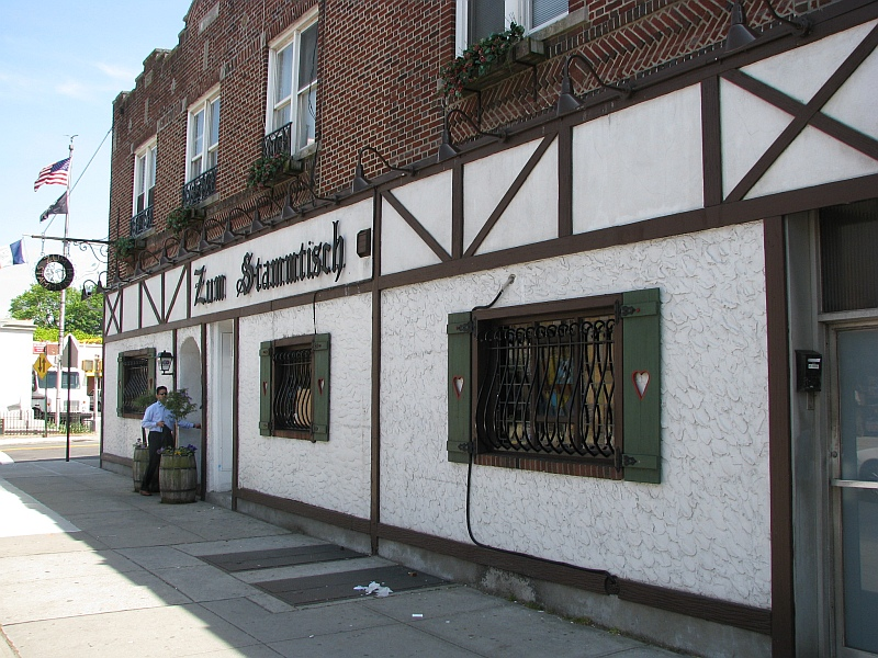 One of the last german restaurants along myrtle avenue queens ny