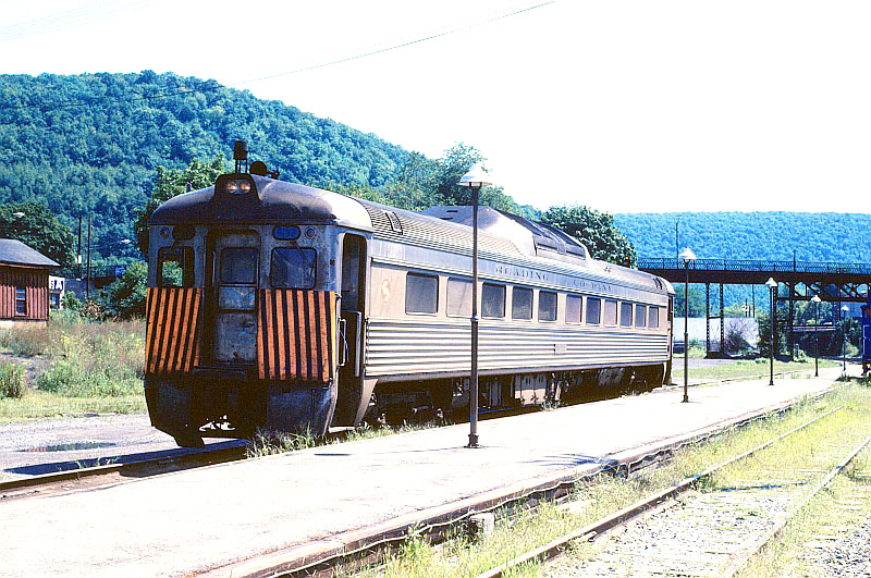 SEPTA RDC Pottsville